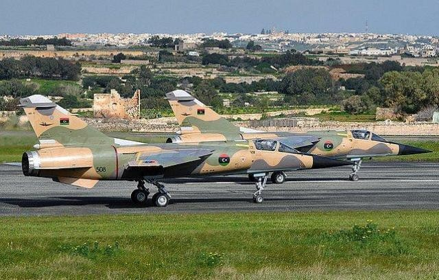 سلاح-الجو-الليبي