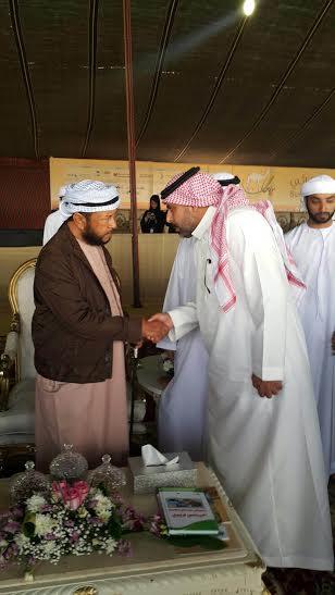 سلطان بن زيد ال نهيان يُستقبل أعضاء وفد المركز العربي السباحي 1