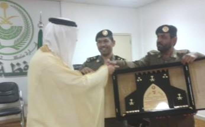 سلطان بن سعد السديري المحافظ السابق بمقر المركز الحضاري