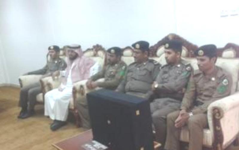 سلطان بن سعد السديري المحافظ السابق بمقر المركز الحضاري2
