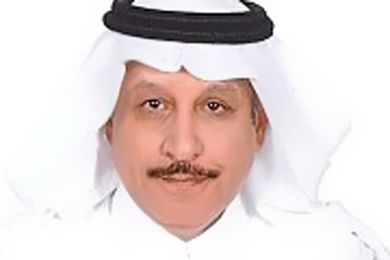 الكاتب سليمان المنديل