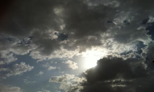 سماء-غائمة