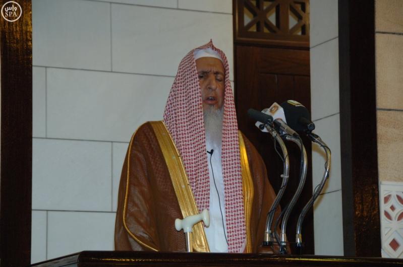 سماحة المفتي عبدالعزيز ال الشيخ