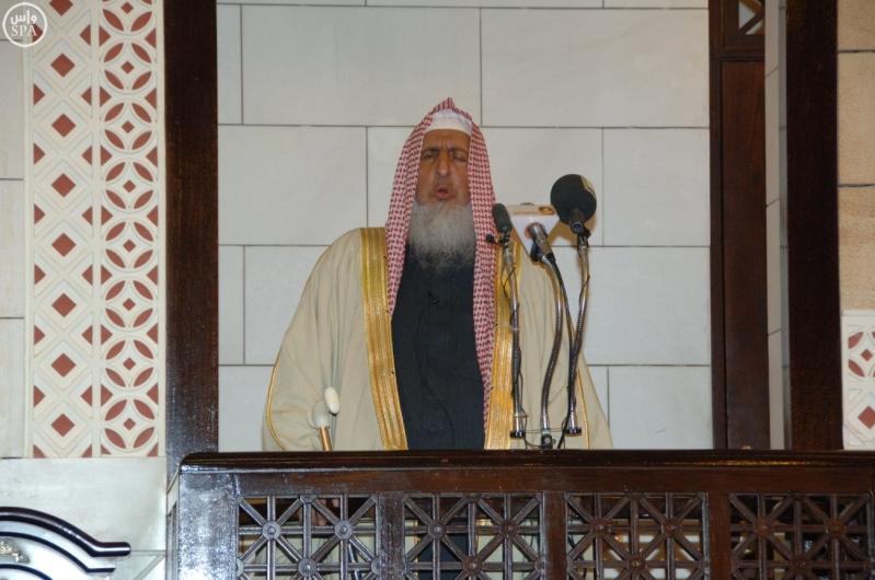 سماحة مفتي عام المملكة  الشيخ عبدالعزيز بن عبدالله آل الشيخ