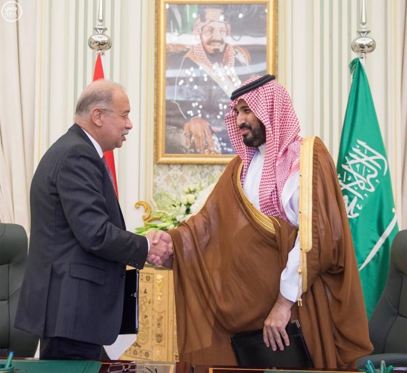 سمو ولي ولي العهد يستقبل رئيس الوزراء المصري ويرأسان الاجتماع الأول لمجلس التنسيق السعودي المصري