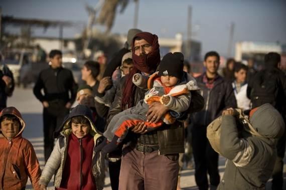 سوريا-حلب-حصار