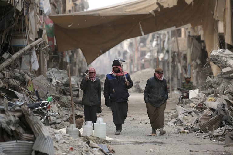 أميركا تهدد بالرد على الأسد في سوريا بسبب الكيماوي