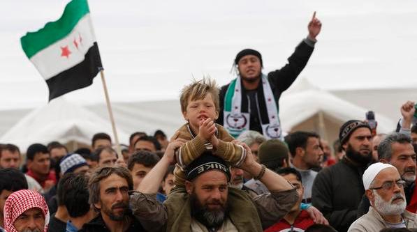 سوريون يتوسلون لشباب السعودية: لا تنجروا لدعوات الجهاد بالشام - المواطن