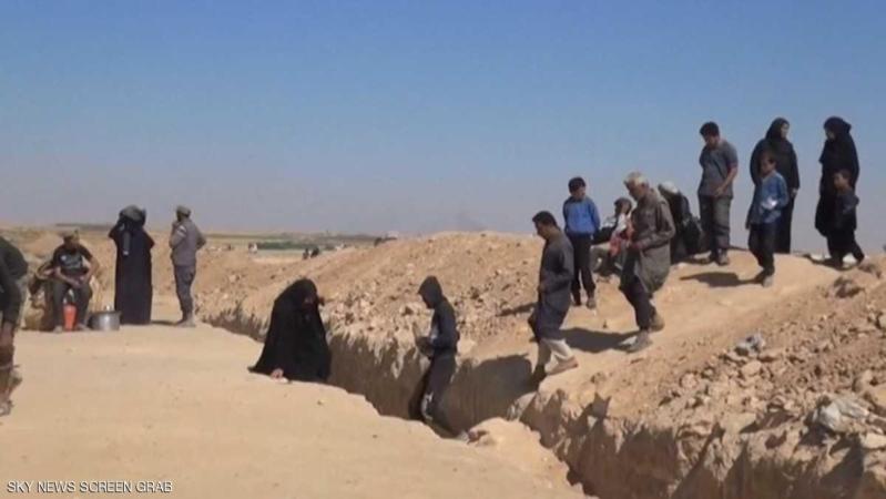 هجوم مفخخ على نازحين سوريين في الحسكة