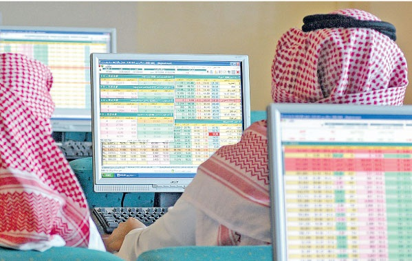 سوق الاسهم السعودي