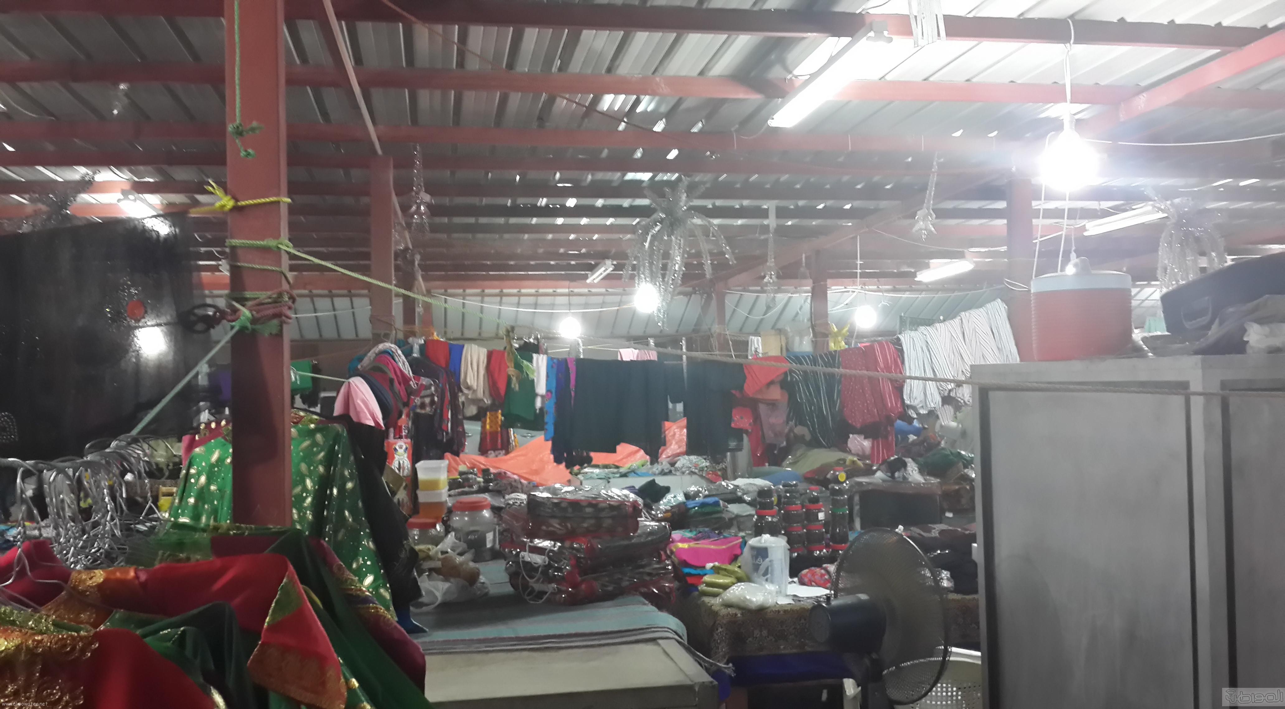 سوق الثقبة النسائي (3)