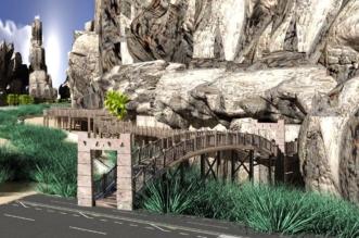 سياحة تبوك تكشف عن مشروعها المستقبلي لتطوير متنزه الديسة - المواطن