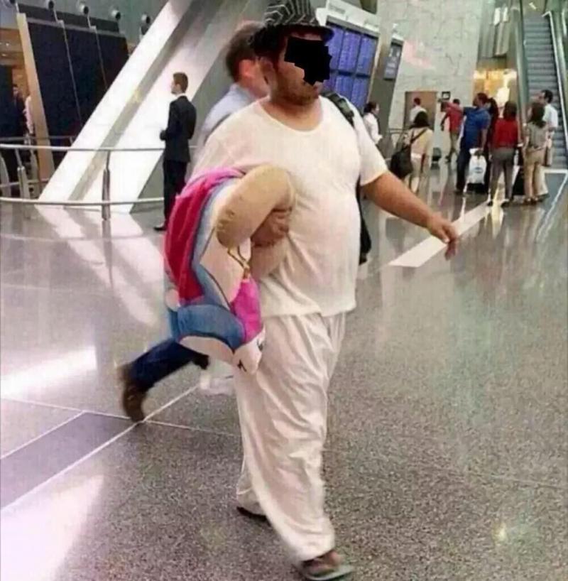 سياح سعودين و كويتيين (2)