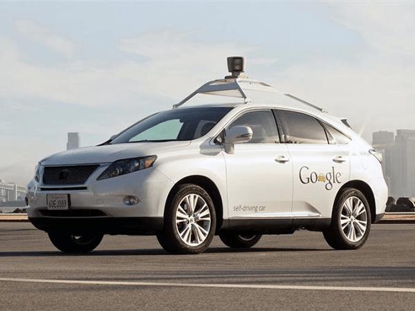سيارات جوجل