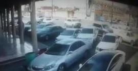 سيارة تطير سائق دراجة نارية