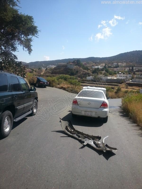 سيارة-تعرضت-لحادث (2)
