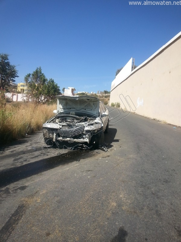 سيارة-تعرضت-لحادث (3)