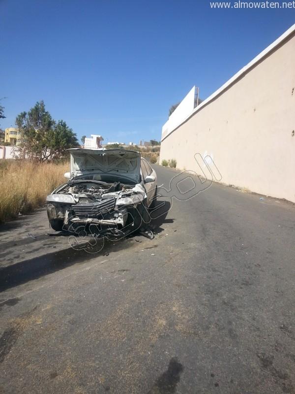 سيارة-تعرضت-لحادث (4)