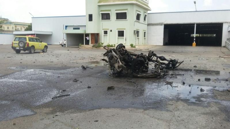 مقذوفات عسكرية حوثية نجران