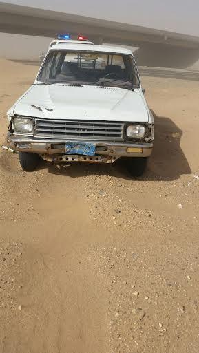 سيارة مسرقة - مكة3