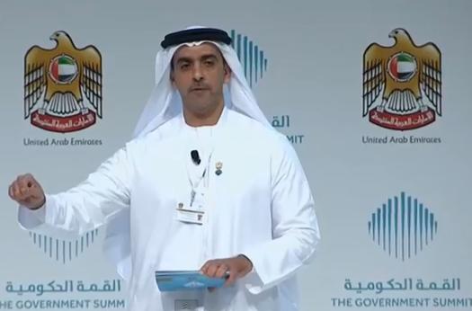 سيف بن زايد وزير داخلية الإمارات