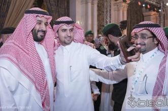 """شاهد.. صور """"السيلفي"""" مع #محمد_بن_سلمان حاضرة في ملتقى """"مغردون"""" - المواطن"""