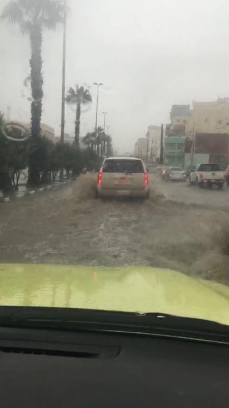 سيول الباحة