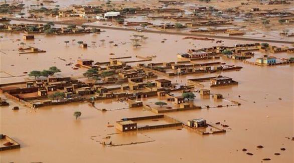 سيول السودان 1