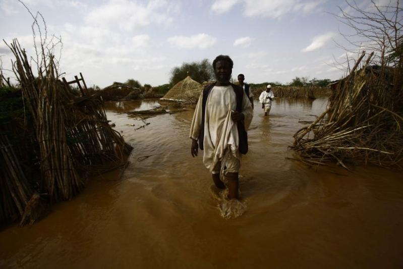 سيول السودان 6