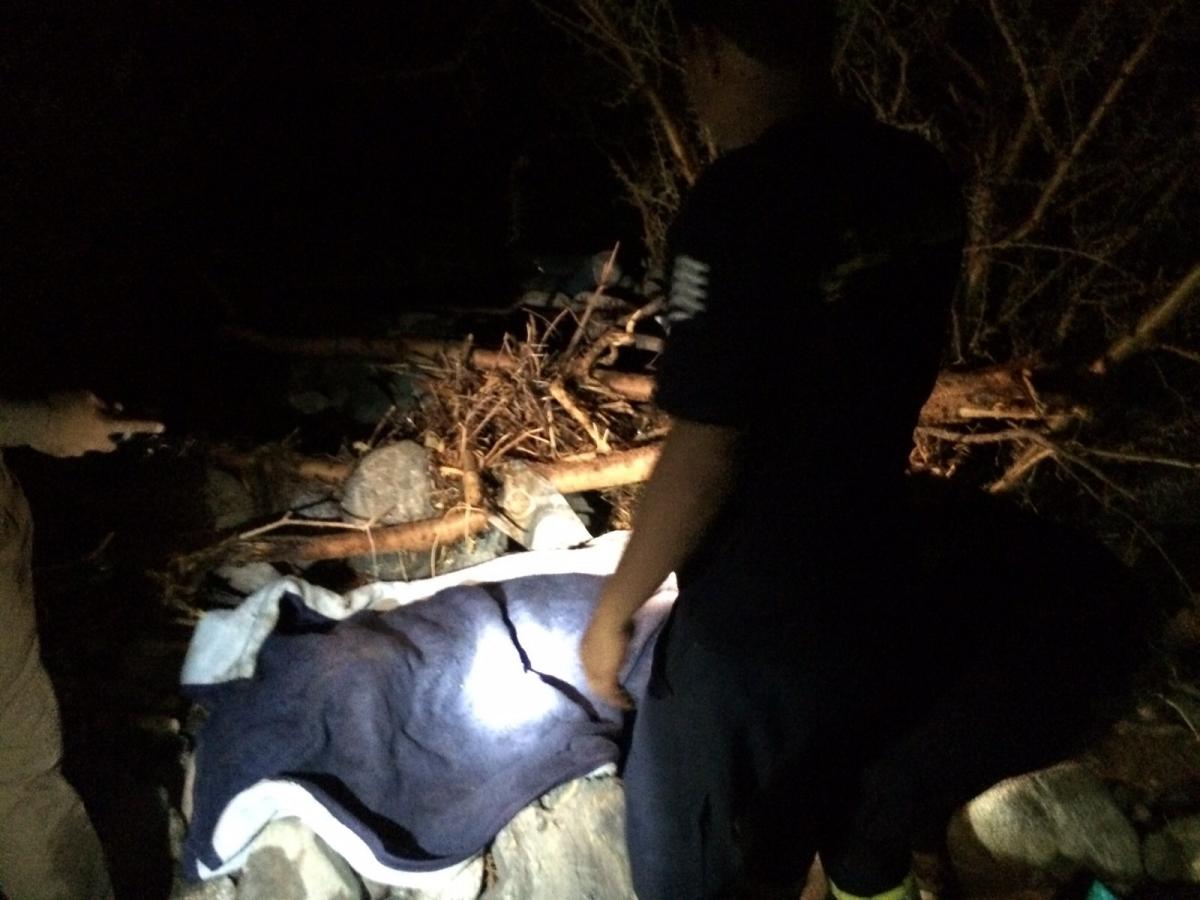 غرق شخص وإنقاذ 4 جرفتهم سيول تهامة #الباحة - المواطن