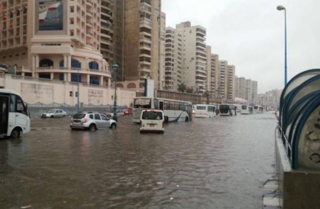 سيول مصر (4)
