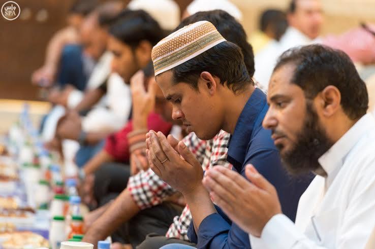 سُفَر إفطار الصائم تُزَيّن المملكة في رمضان (540190997) 