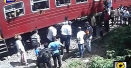 شاب ينتحر اسفل القطار
