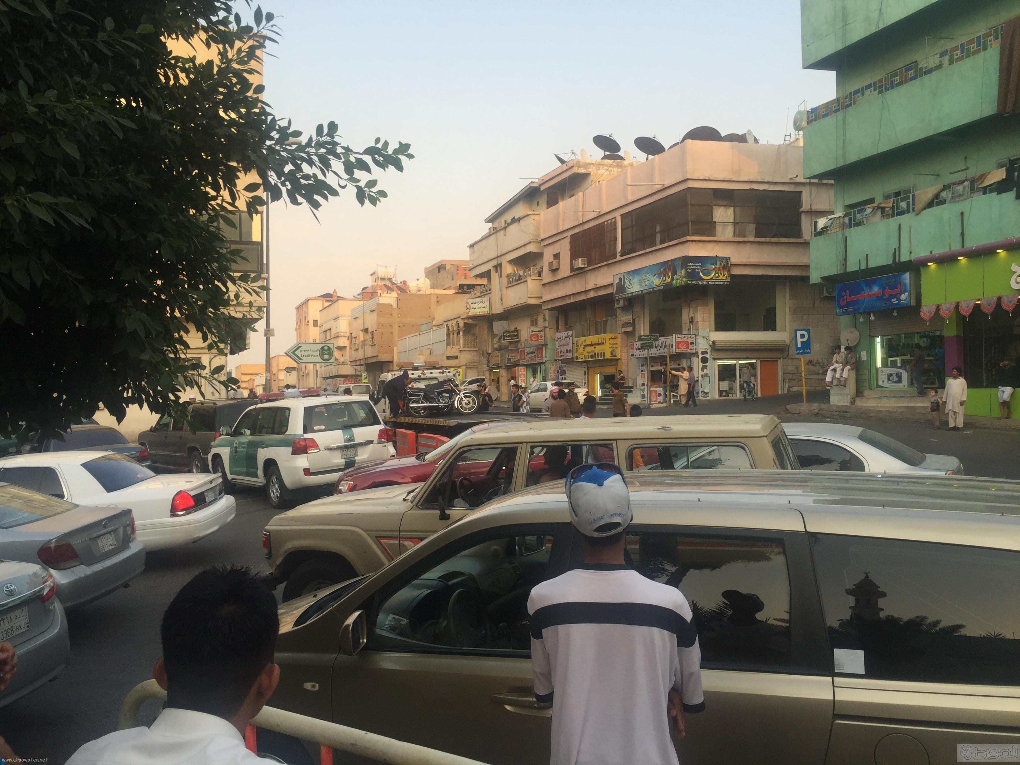 شارع عكاظ بالطائف زوار رمضان (3)