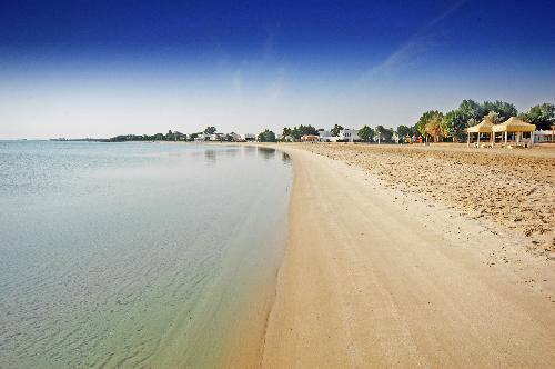 شاطئ -الخبر