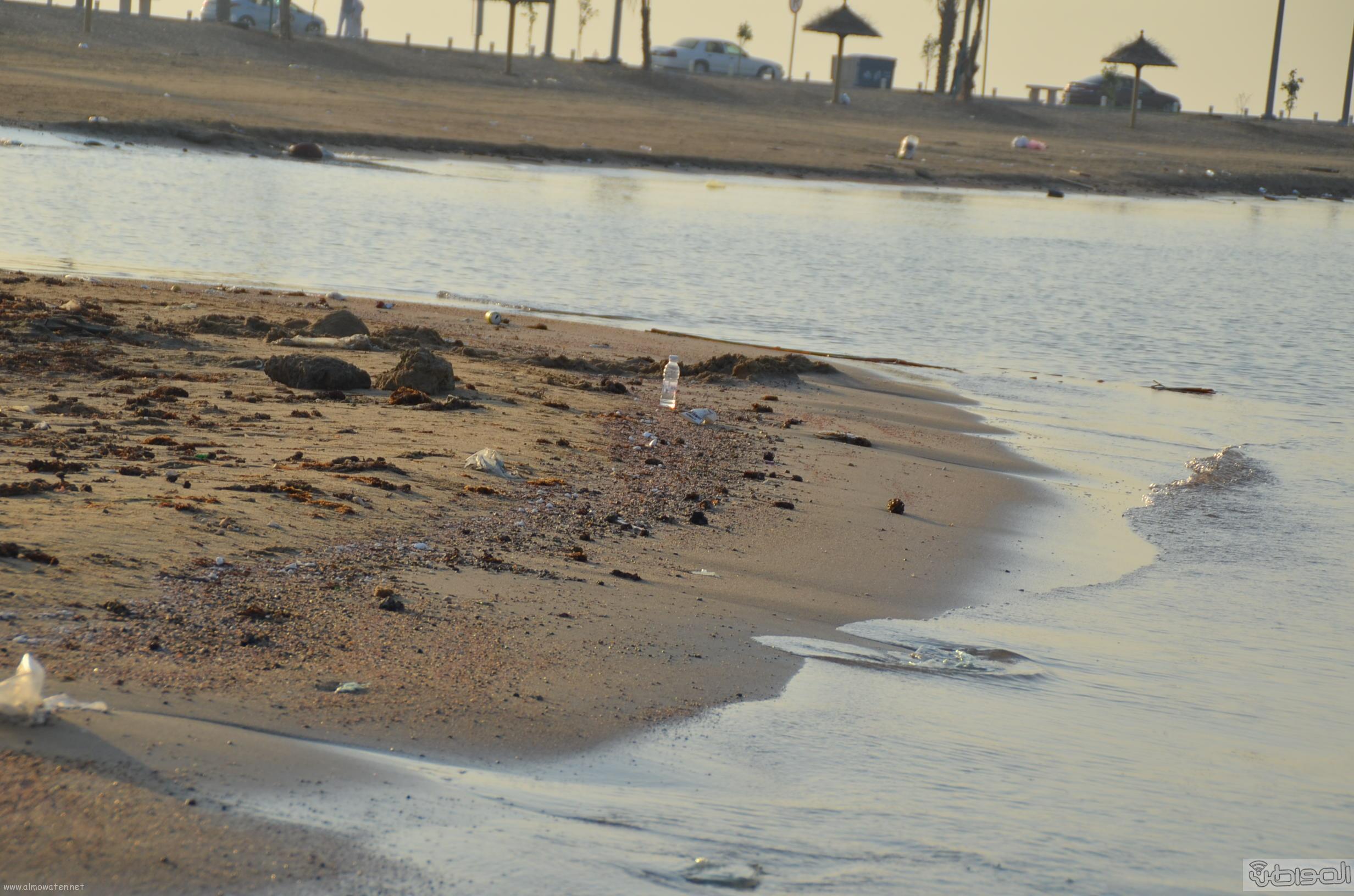 شاطئ السيف احدى مشاريع امانة جدة  (13)