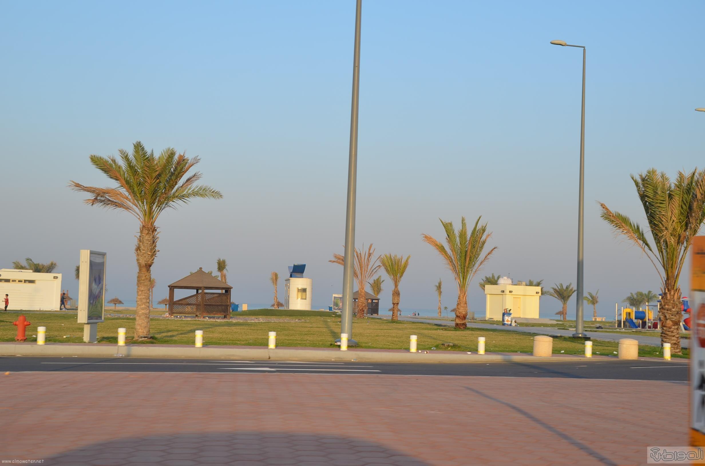 شاطئ السيف احدى مشاريع امانة جدة  (6)