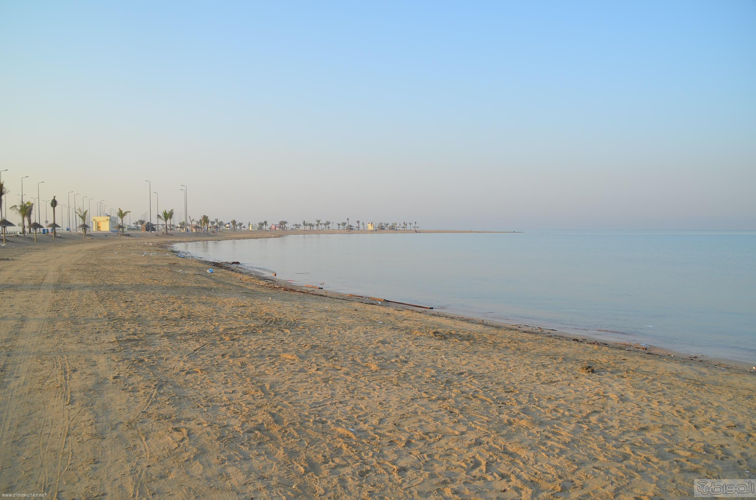 شاطئ السيف احدى مشاريع امانة جدة  (7)