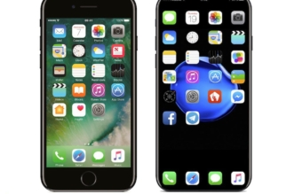 شاهد أول صور تخيلية تكشف عن تصميم هاتف آيفون 8 2
