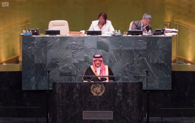 -بالصور..-ولي-العهد-يلقي-كلمة-السعودية-من-منبر-الأمم-المتحدة-4