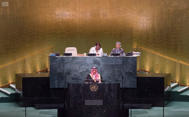 -بالصور..-ولي-العهد-يلقي-كلمة-السعودية-من-منبر-الأمم-المتحدة-6