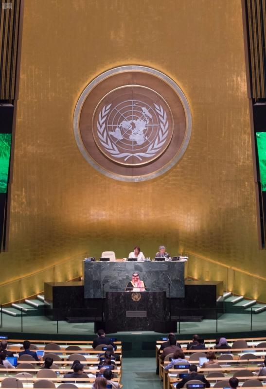 -بالصور..-ولي-العهد-يلقي-كلمة-السعودية-من-منبر-الأمم-المتحدة-7