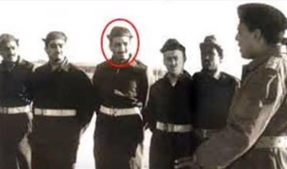 شاهد.. صور نادرة لـ #الملك_سلمان أثناء تطوعه في الجيش المصري  (4)