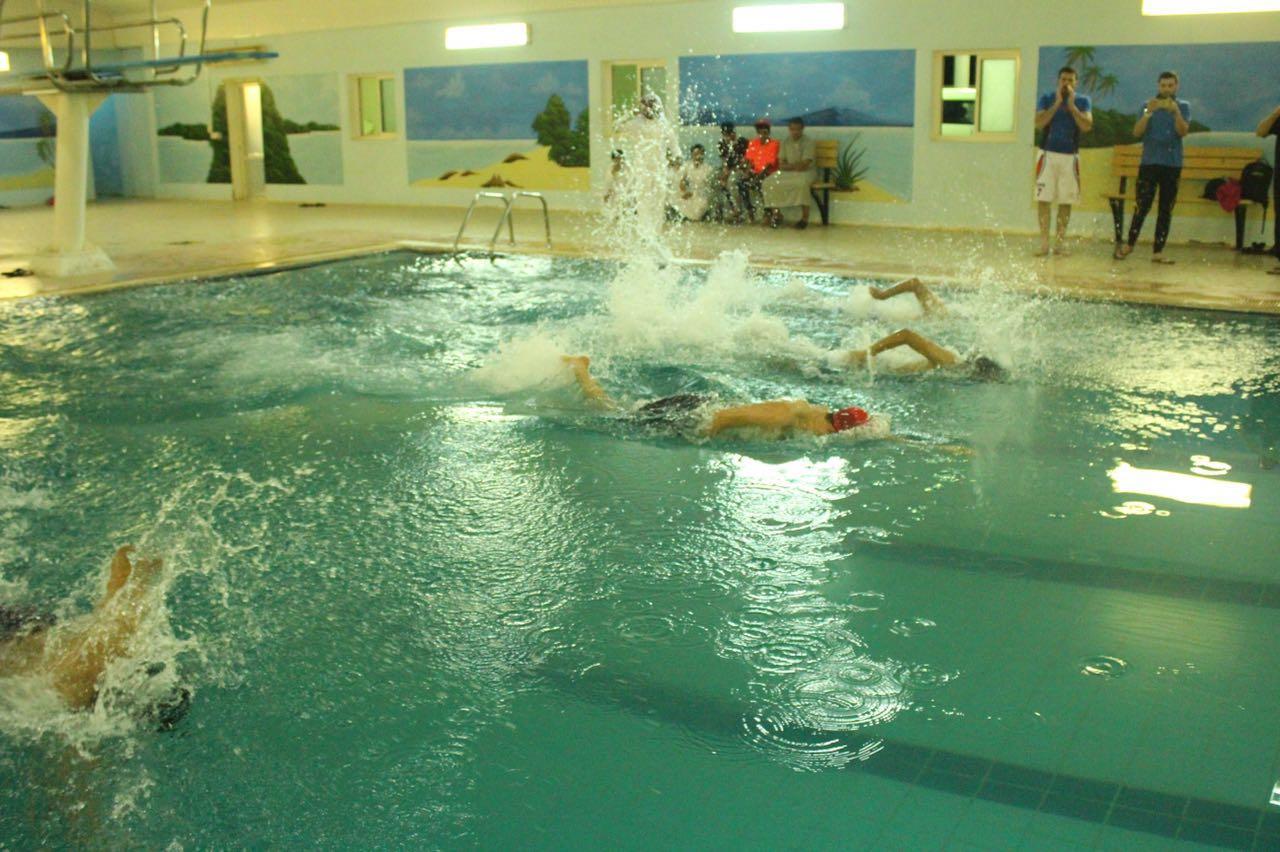 شباب الجوف يقيم بطولة السباحة الثانية (2)
