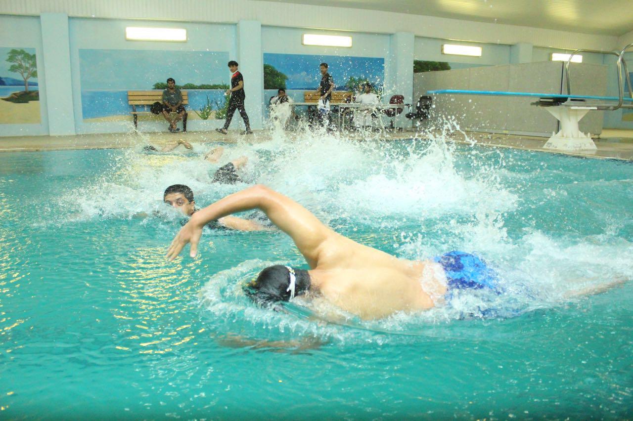شباب الجوف يقيم بطولة السباحة الثانية (4)