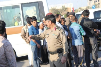 ضبط ١٤٥ مخالفاً لنظام الإقامة والعمل و28 محلاً في #الخبر - المواطن