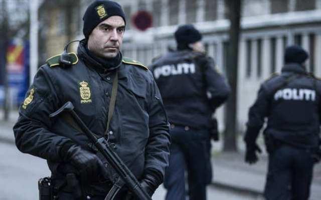 شرطة-الدنمارك