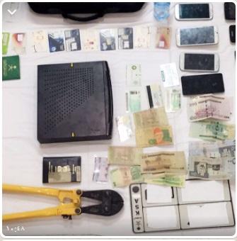 شرطة الرياض تفكك شبكات إجرامية (2)