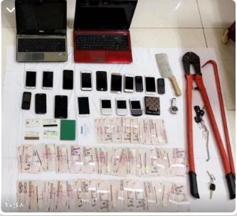شرطة الرياض تفكك شبكات إجرامية (3)