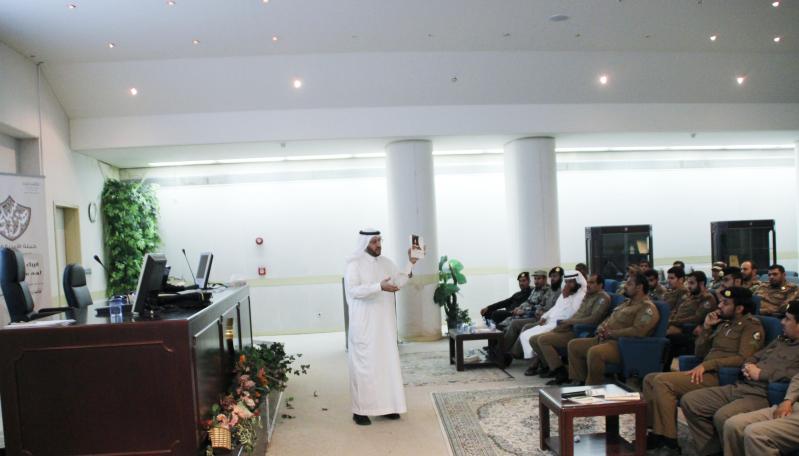 شرطة الرياض تواجه الانحراف الفكري (2)